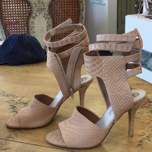 New LF Campbell heels.